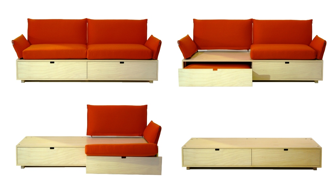 trans-form-it: a new concept in furniture