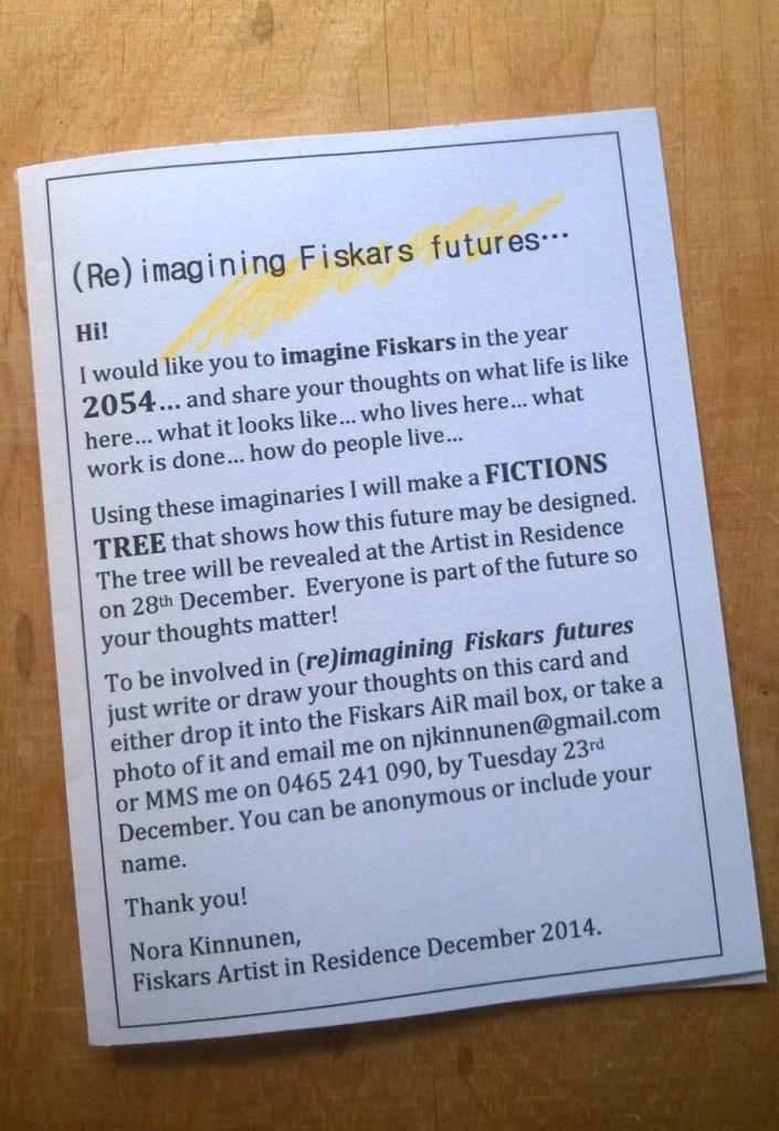 Fiskars futures